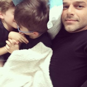 Ricky, Matteo y Valentino